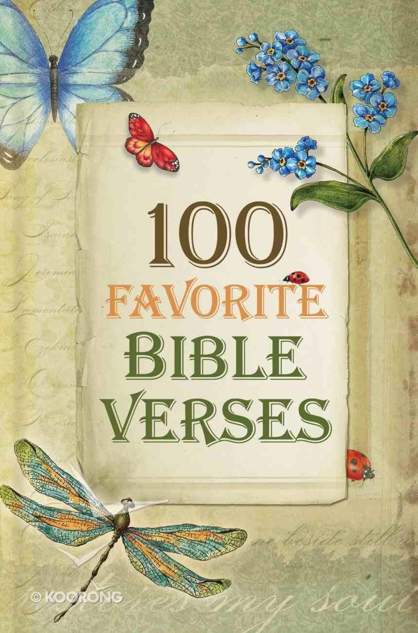 100 Favourite Bible Verses eBook