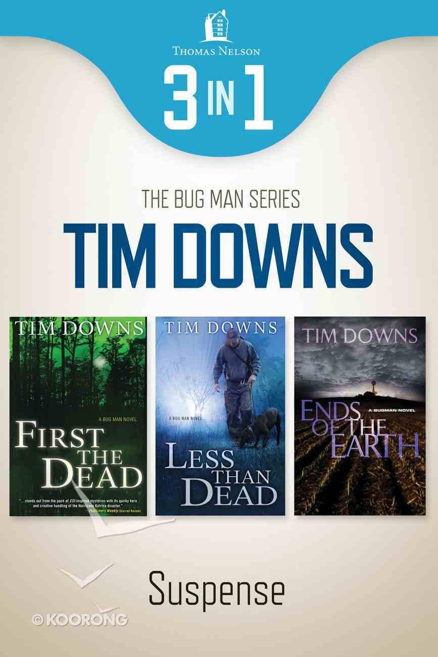 Bug Man Suspense (3-In-1 Bundle) (Bug Man Series) eBook