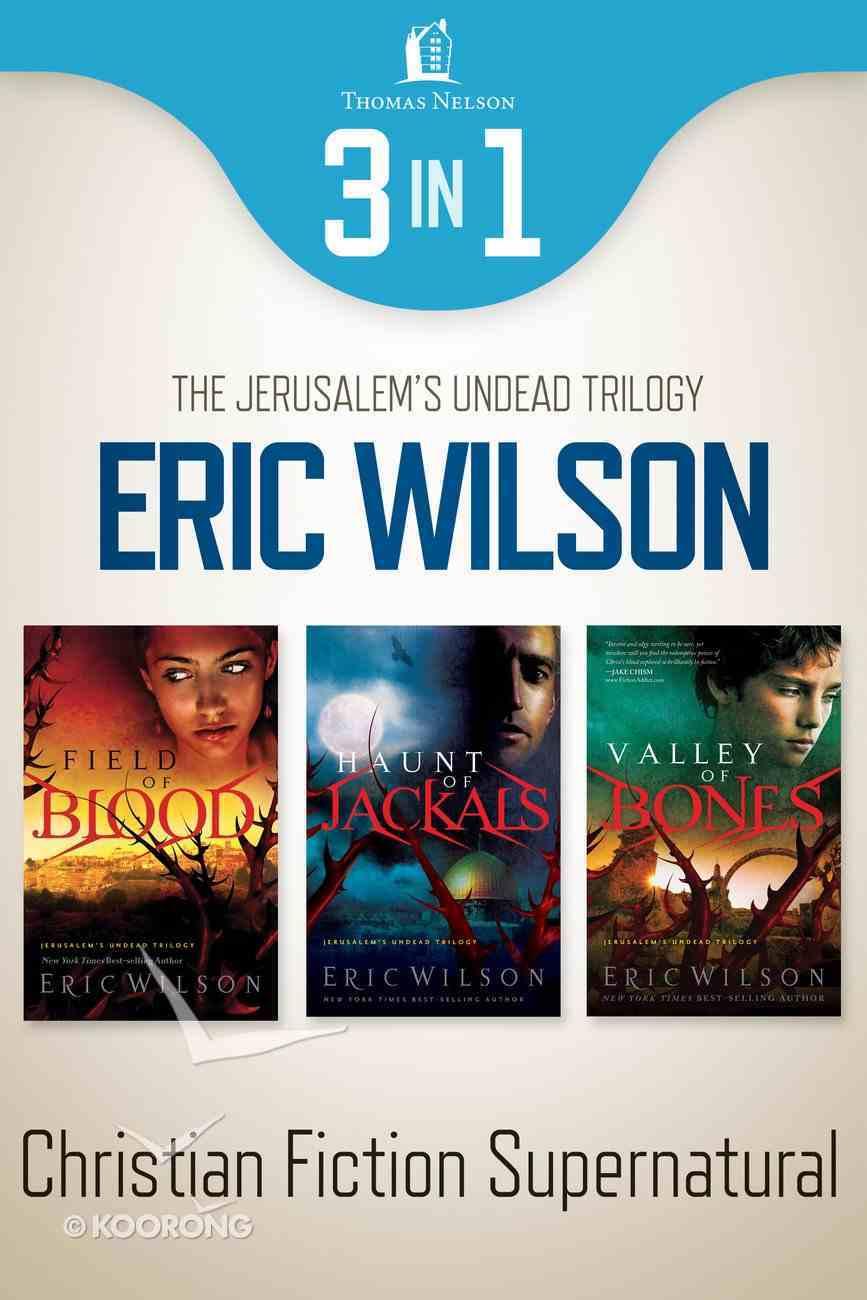 Jerusalem's Undead Supernatural (3-in-1 Bundle) eBook