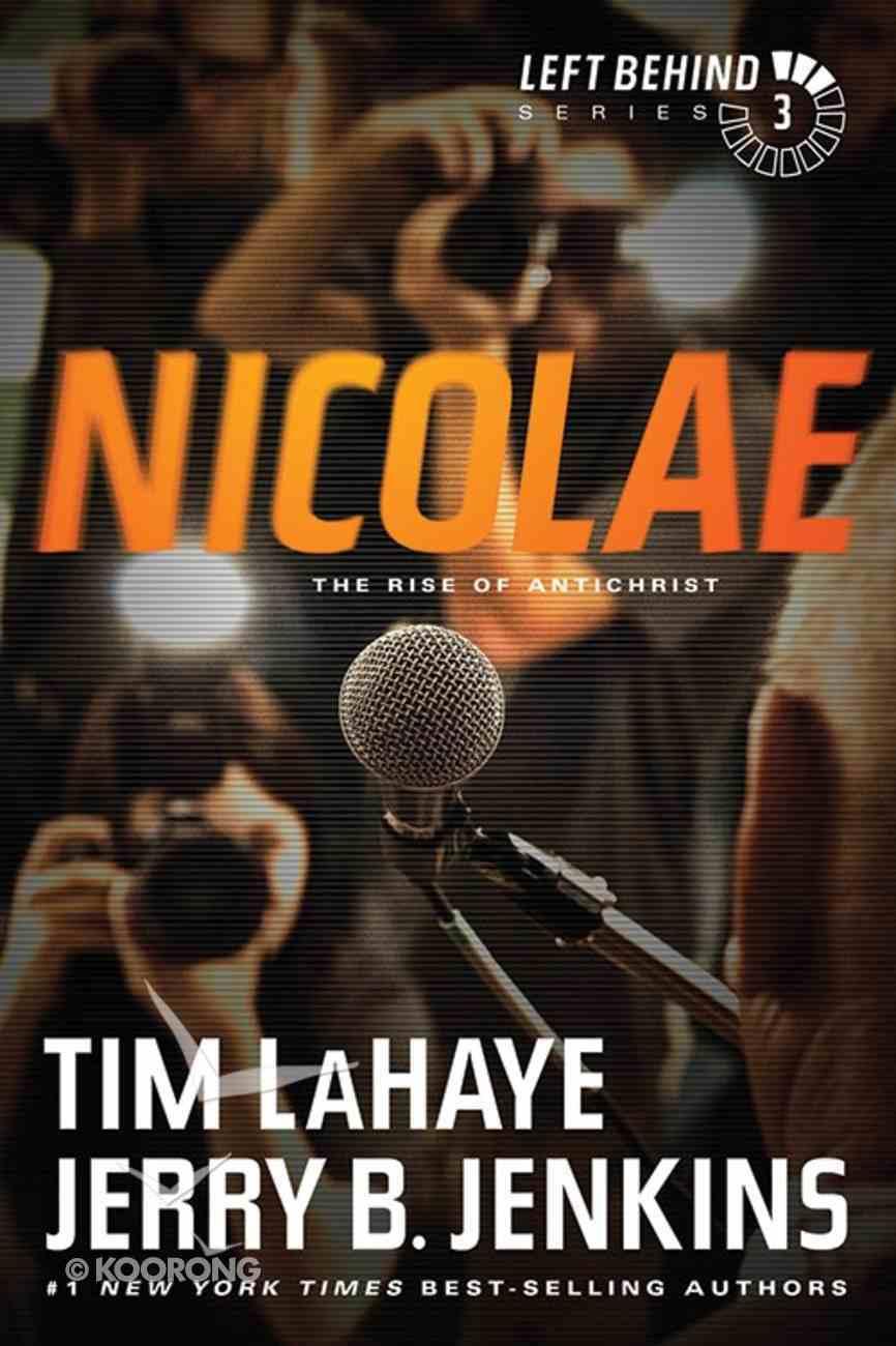 Nicolae (#03 in Left Behind Series) eBook