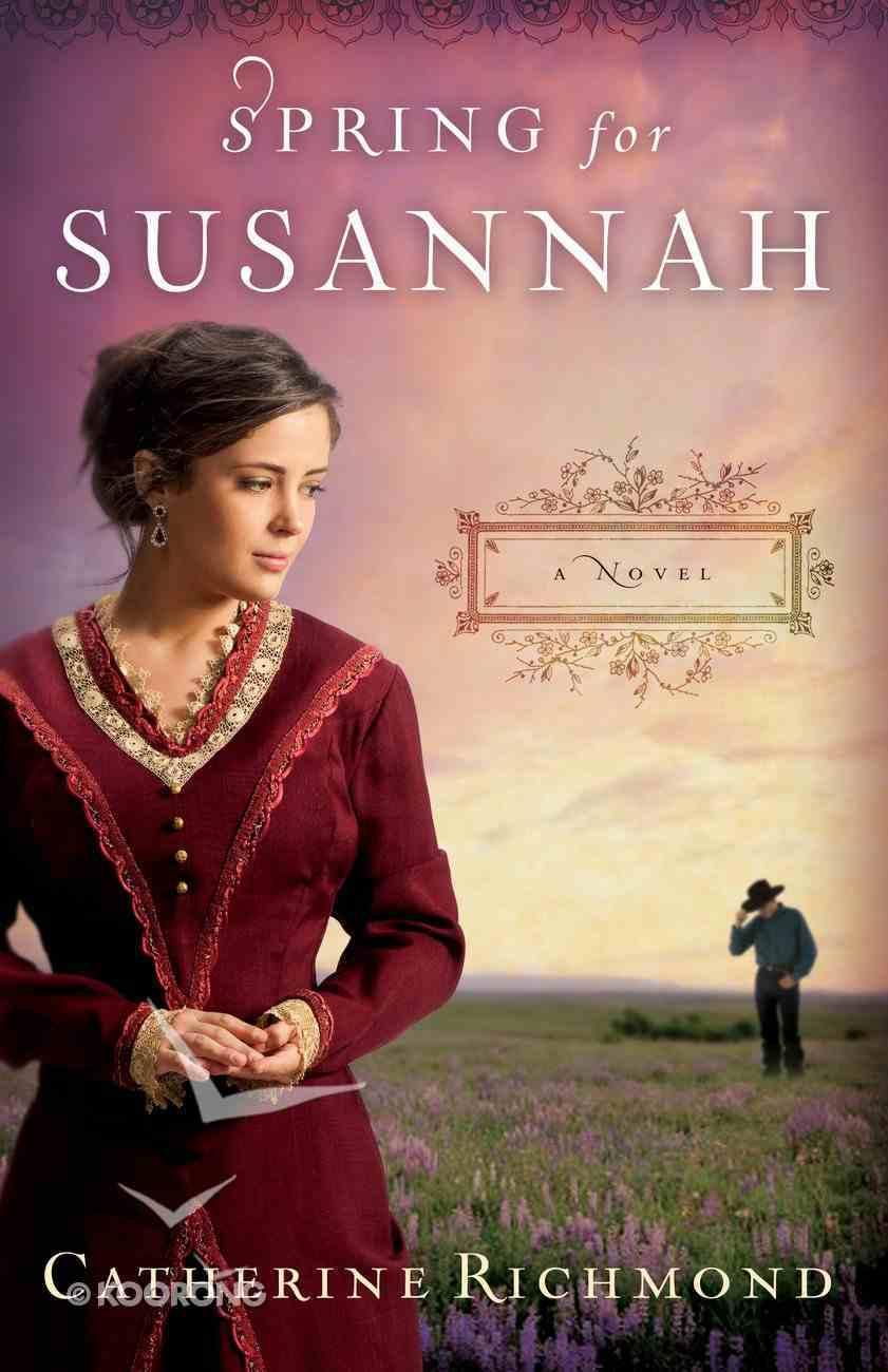 Spring For Susannah eBook