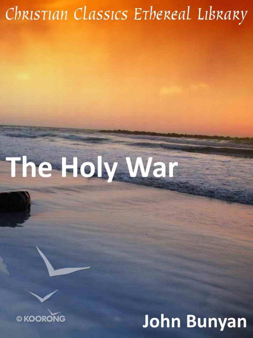Holy War eBook
