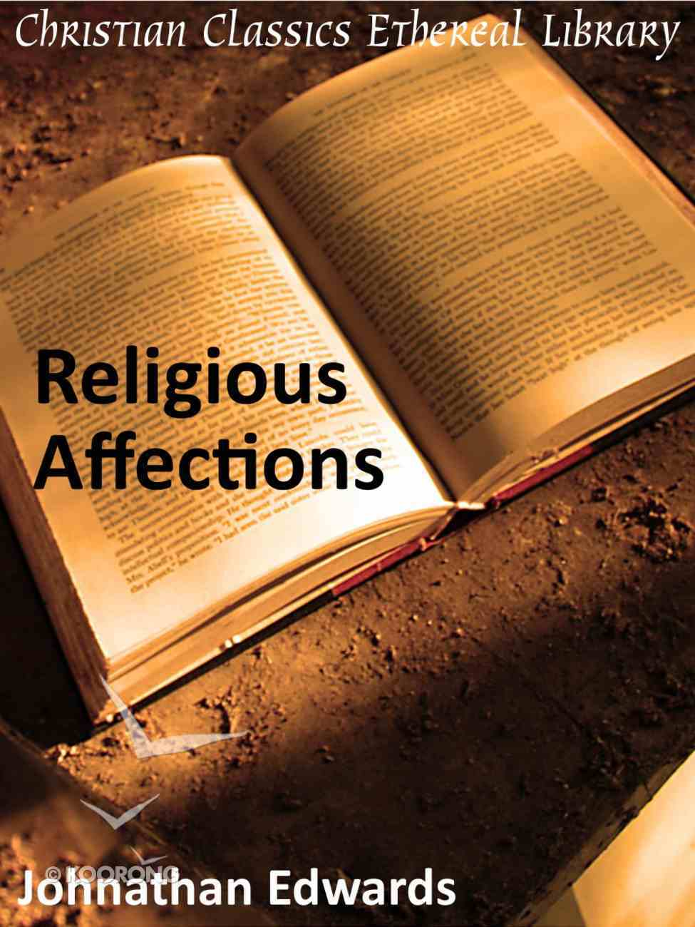 Religious Affections eBook