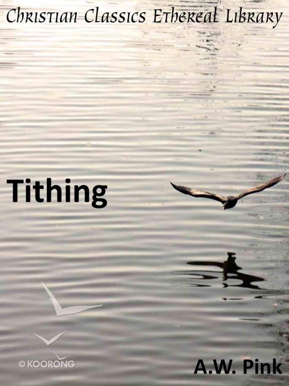 Tithing eBook