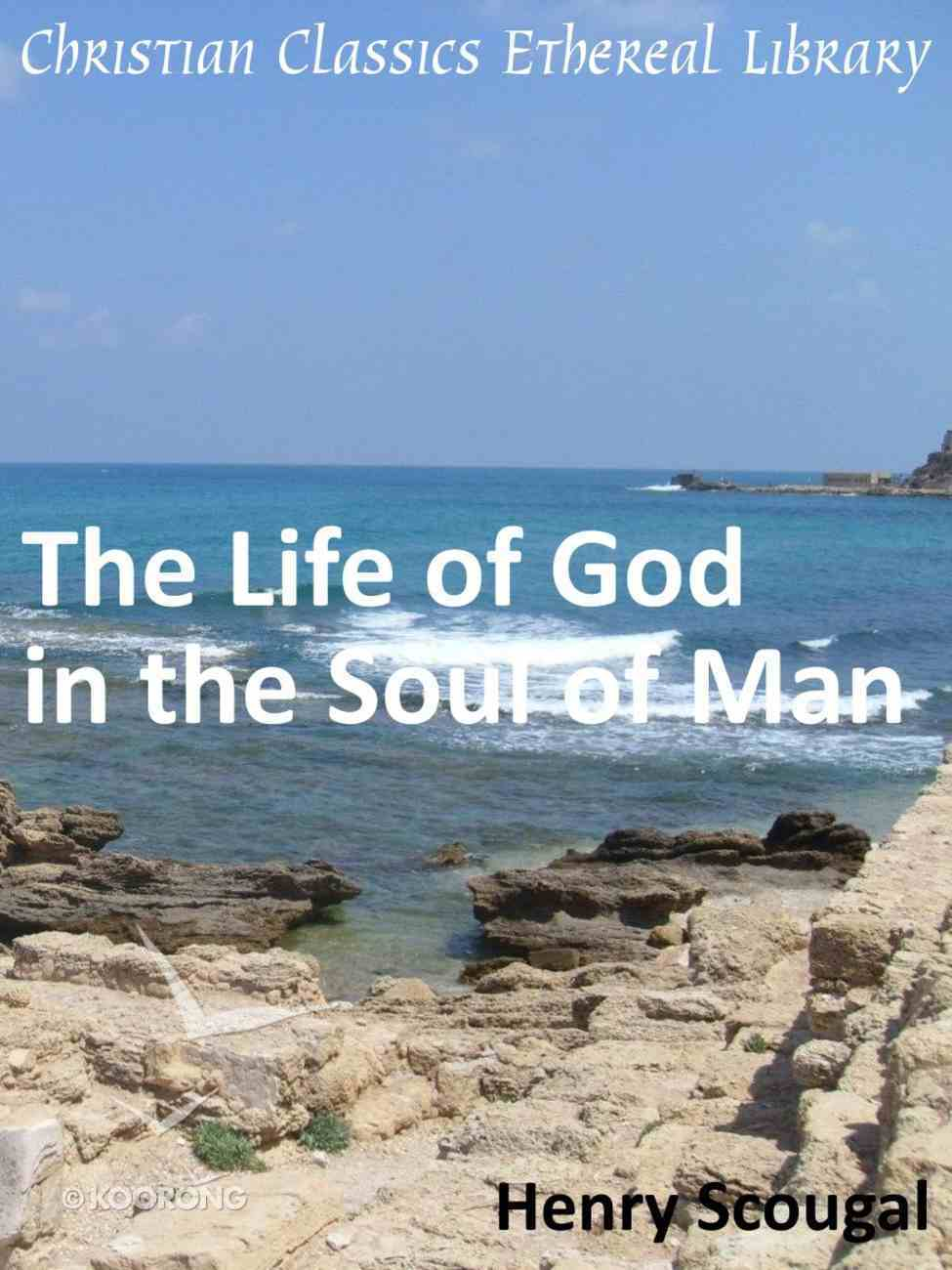 Life of God in the Soul of Man eBook