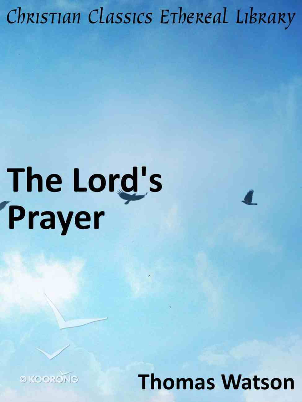 Lord's Prayer eBook