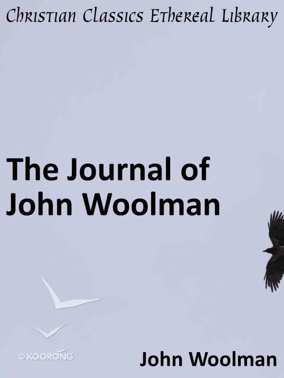 Journal of John Woolman eBook