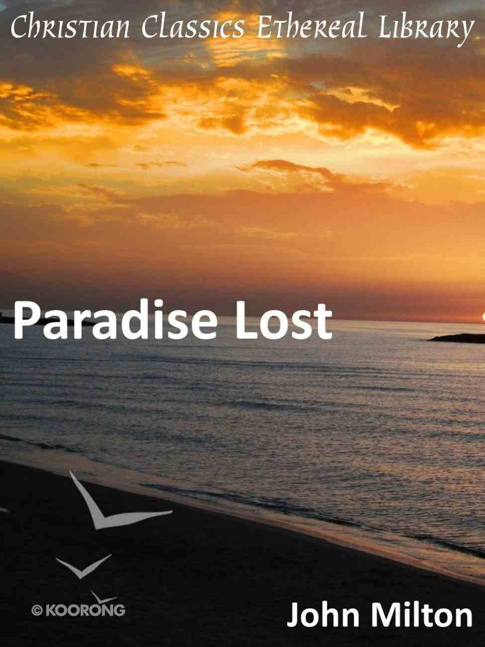 Paradise Lost eBook