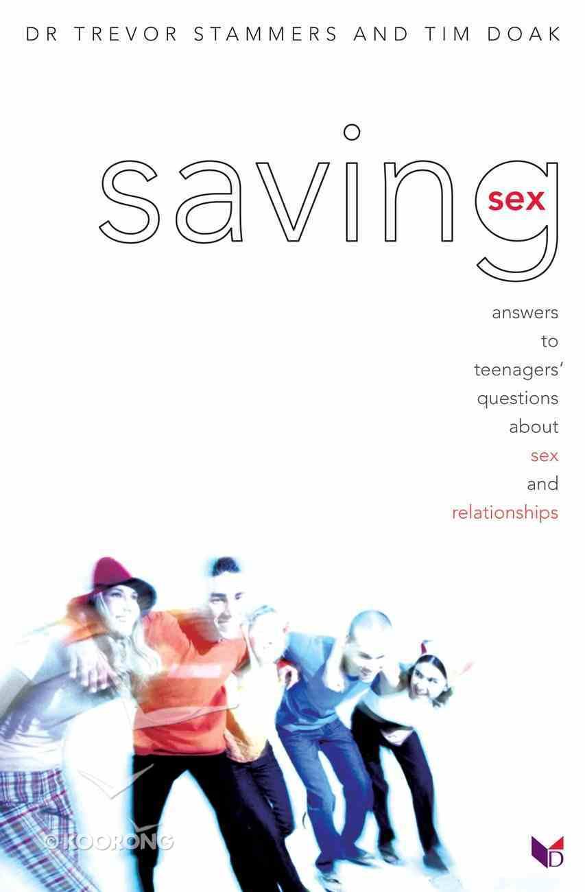 Saving Sex eBook