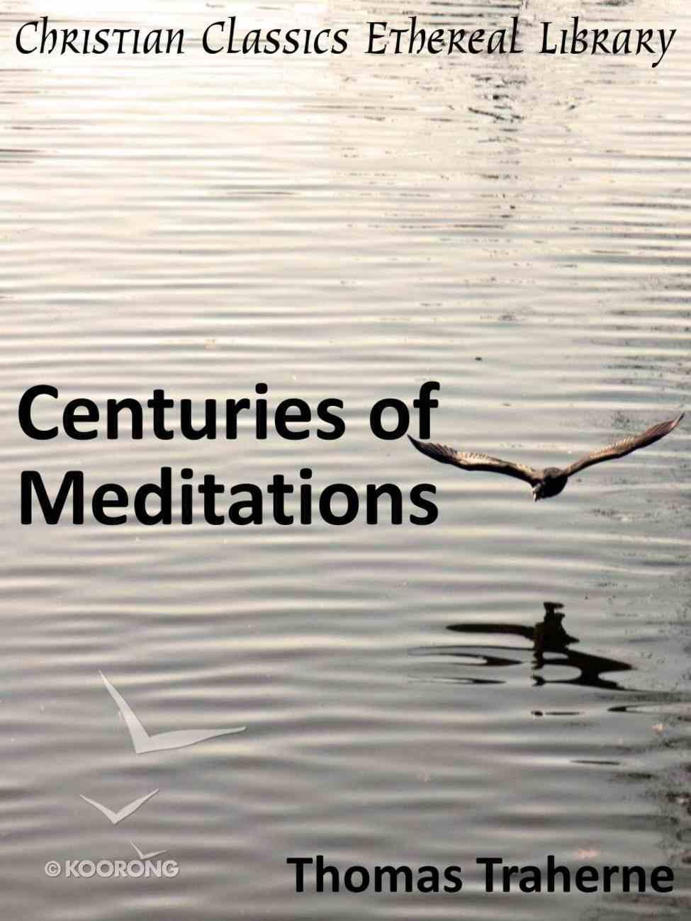 Centuries of Meditations eBook