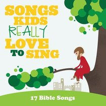 Album Image for Songs Kids Really Love to Sing: 17 Bible Songs - DISC 1