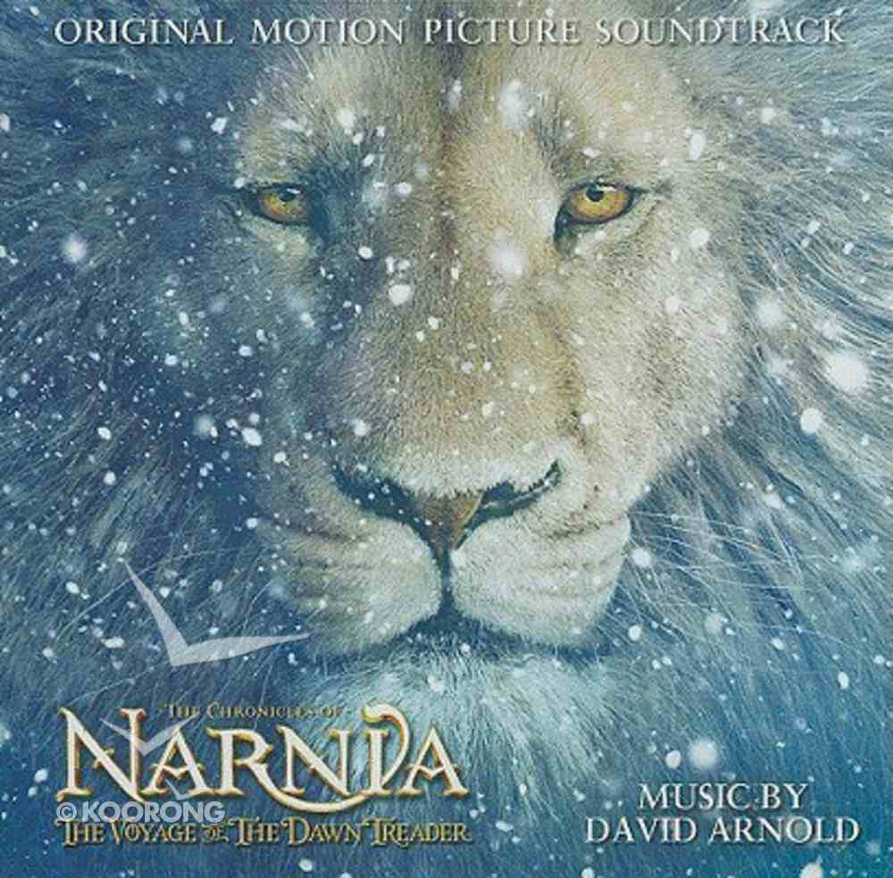 The Chronicles of Narnia: The Voyage of the Dawntreader Soundtrack CD