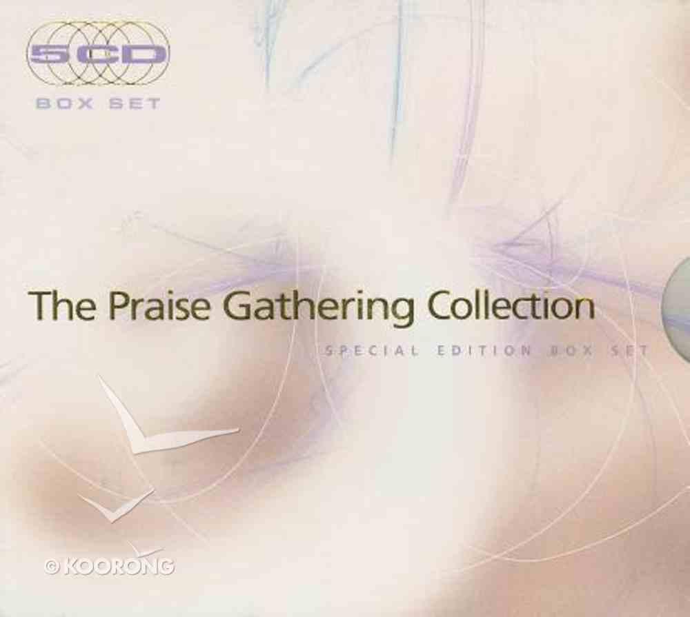 Praise Gathering Collection 5 CD Box Set CD