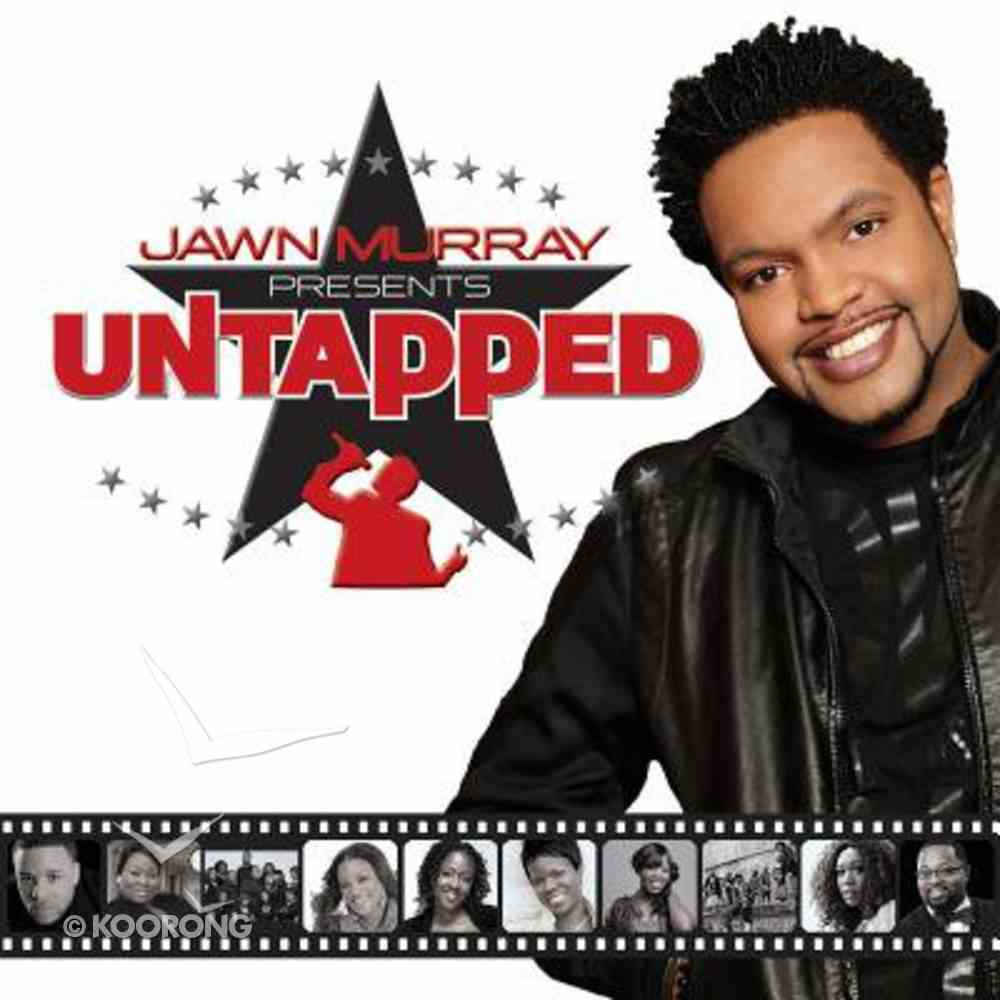 Jawn Murray Presents: Untapped CD