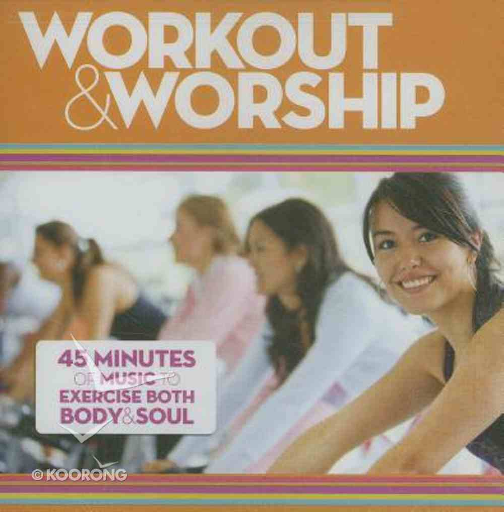 Workout and Worship CD