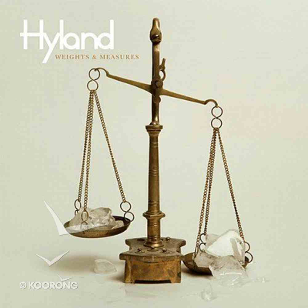 Weights and Measures CD