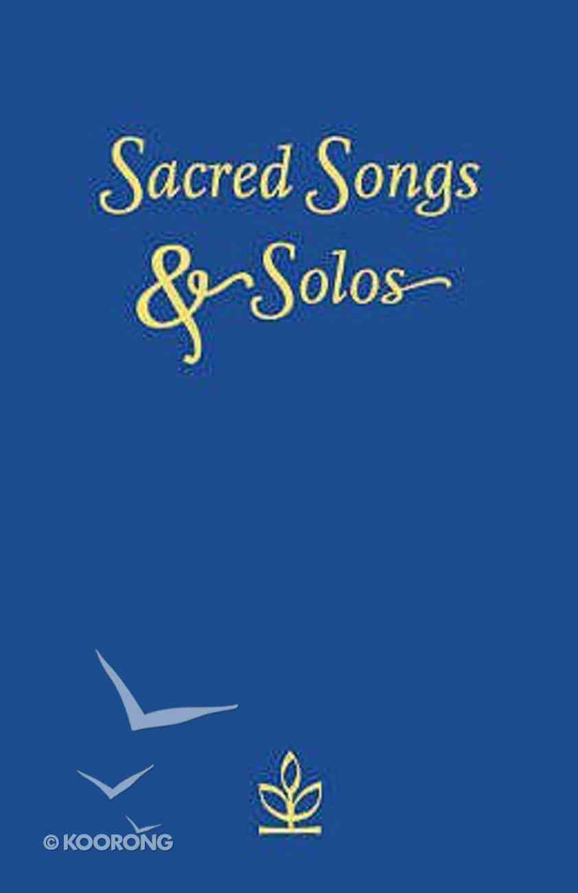 Sankey's Sacred Songs and Solos Hardback