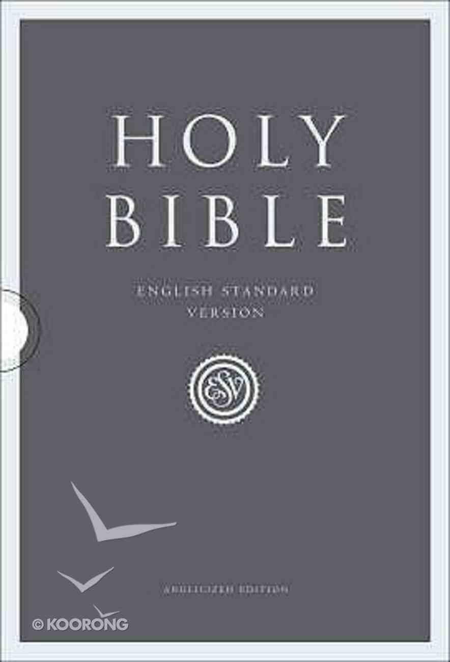 ESV Compact Bible Hardback