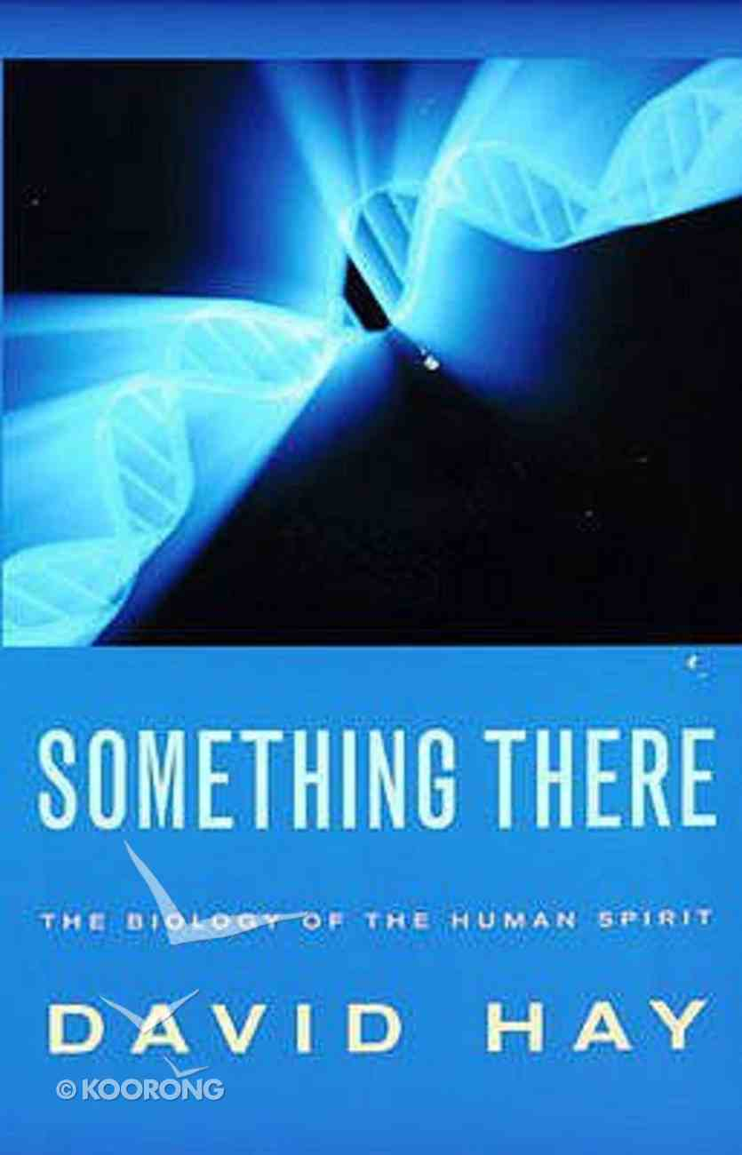 Something There Paperback