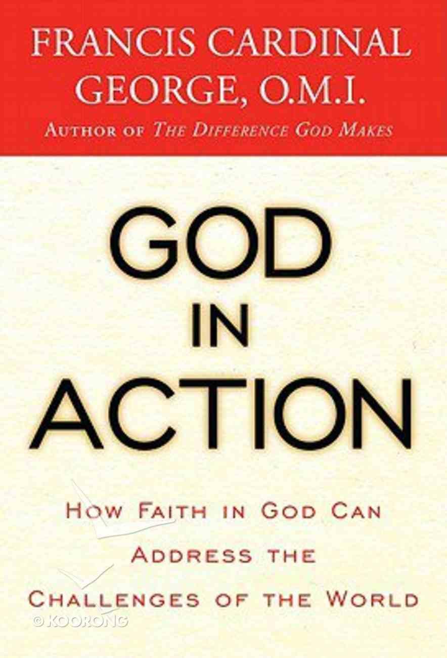 God in Action Hardback