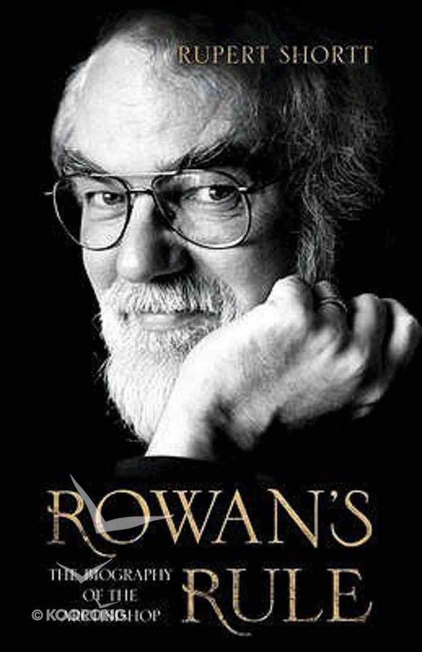 Rowan Williams: The Biography Hardback