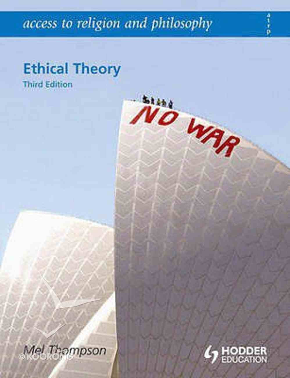 Ethical Theory Senior School (Third Edition) Paperback