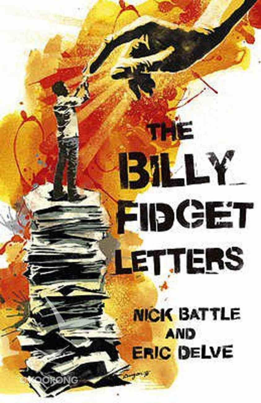 The Billy Fidget Letters Hardback