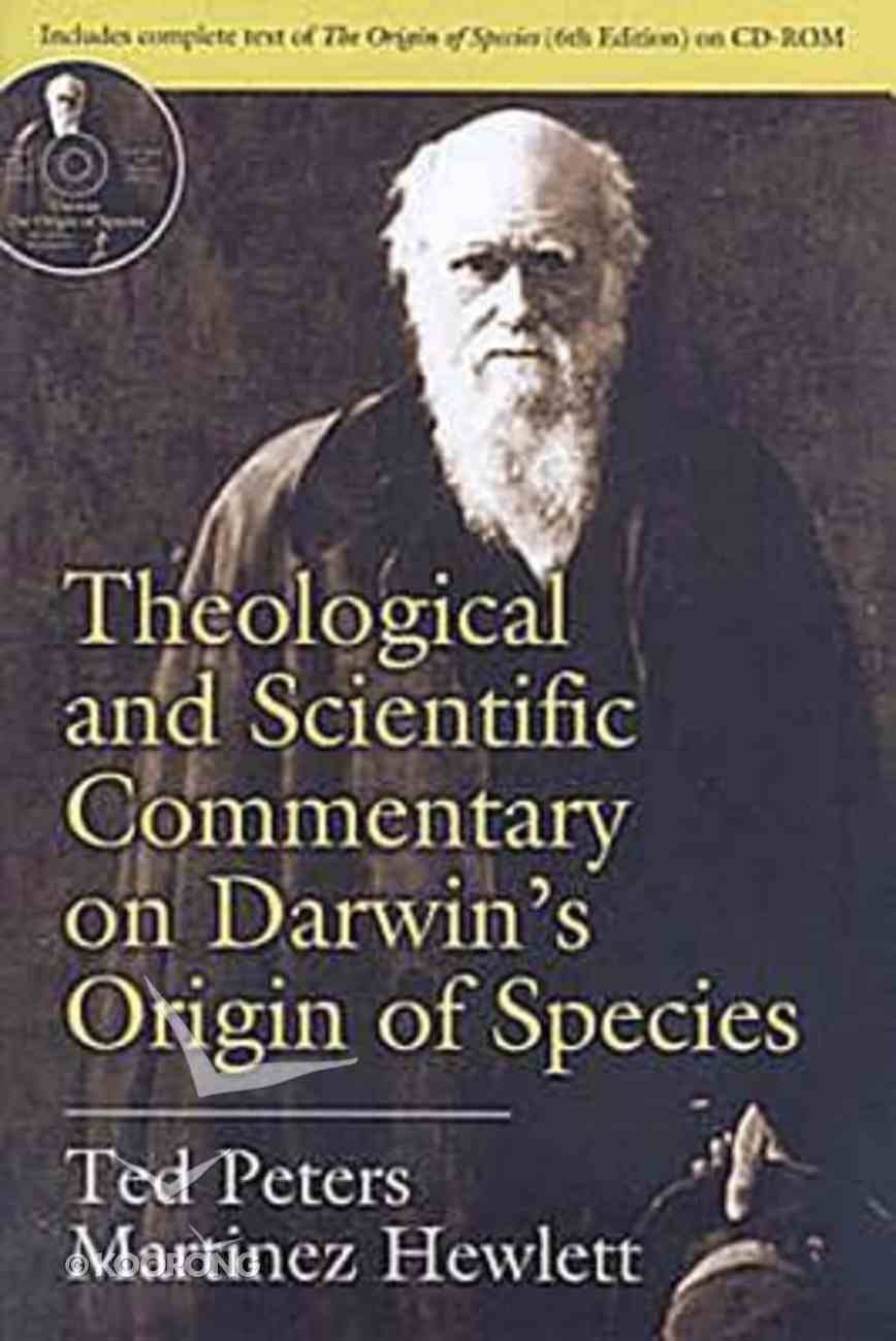 Theological and Scientific Commentary on Darwin's Origin of Species Paperback