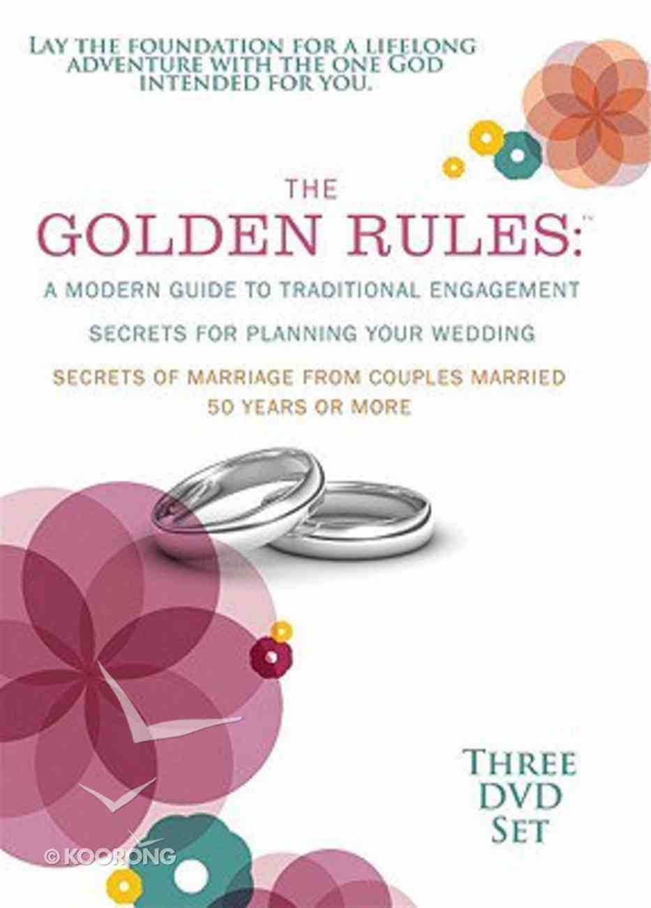 The Golden Rules (Boxed Set) DVD