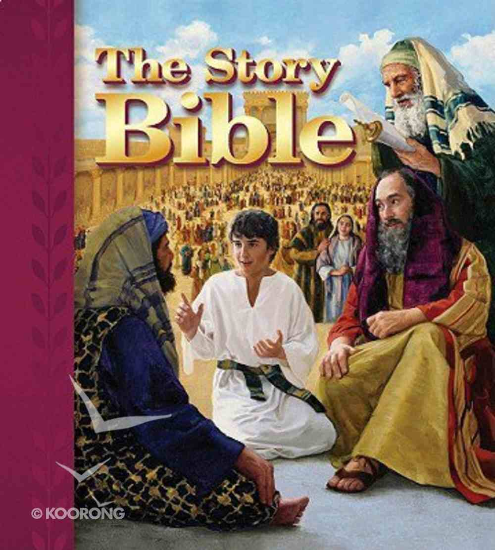 The Story Bible Hardback