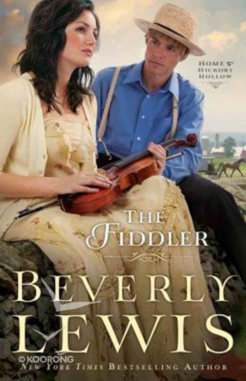 The Fiddler (Large Print) (#01 in Home To Hickory Hollow Series) Paperback