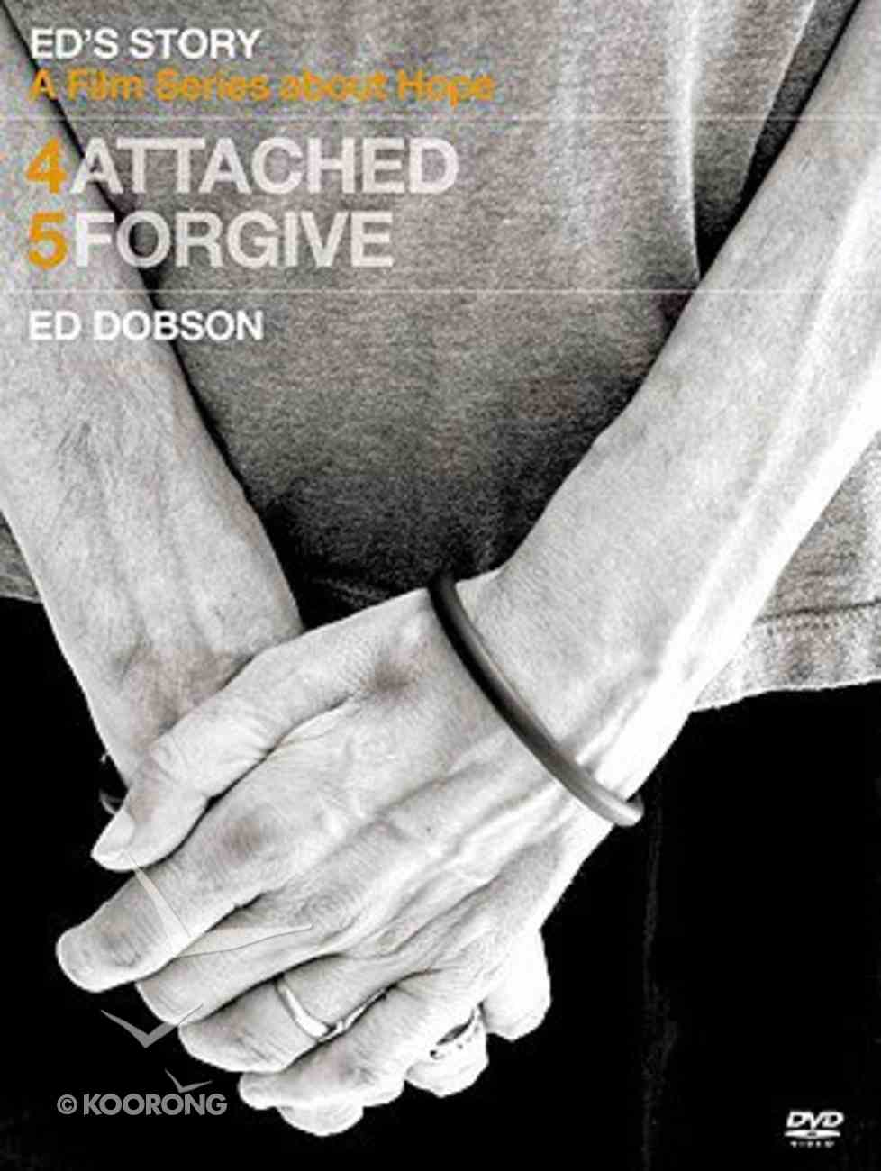 Attached/Forgive (Ed's Story Series) DVD