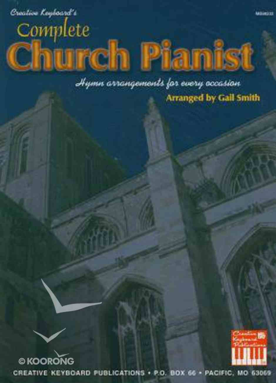 Complete Church Pianist (Music Book) Paperback