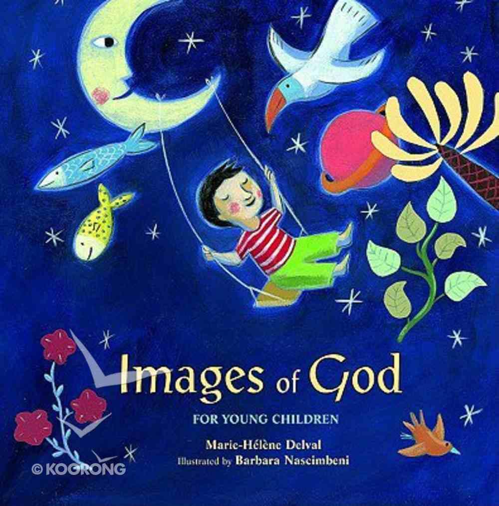 Images of God For Young Children Hardback