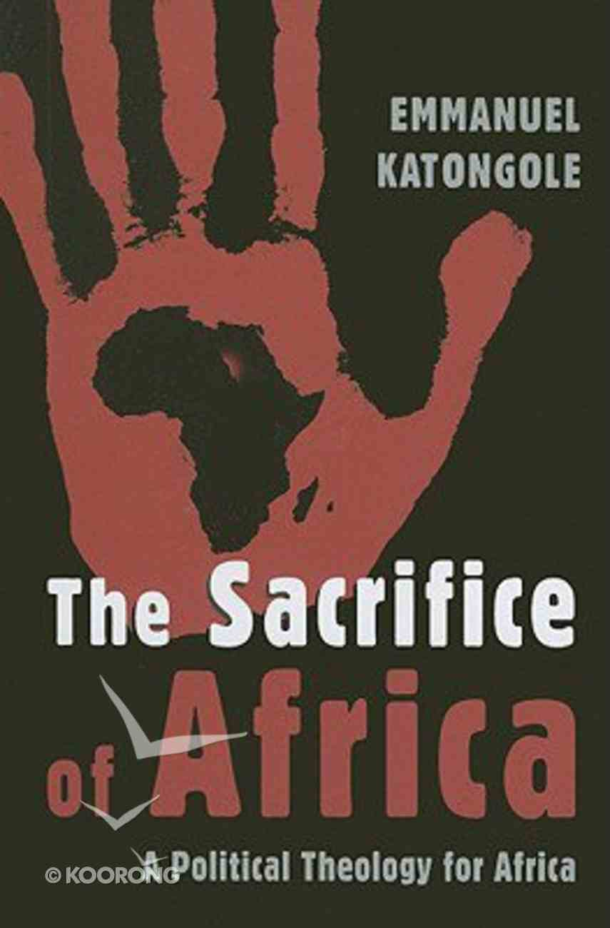 The Sacrifice of Africa Paperback