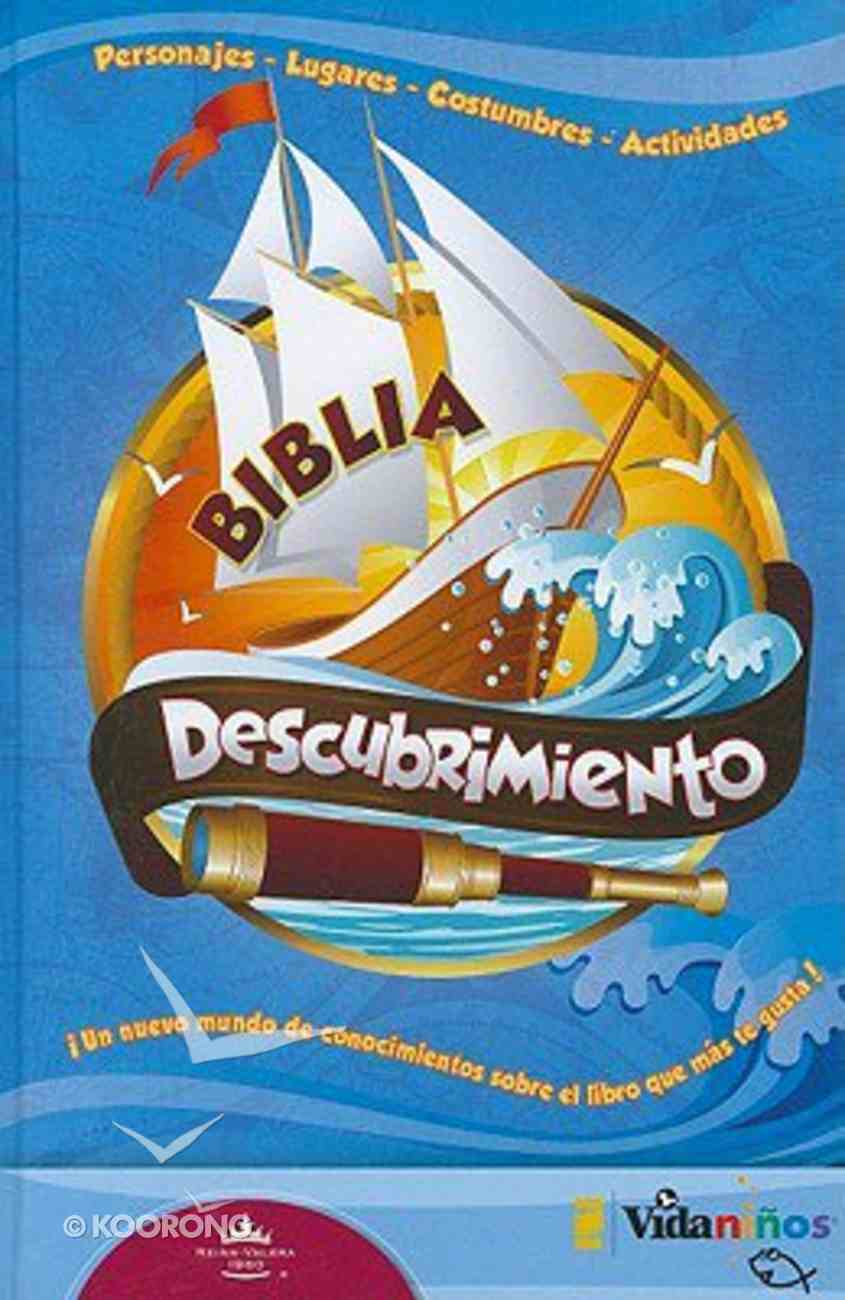 Biblia Descubrimento (Discovery Bible For Kids) Hardback