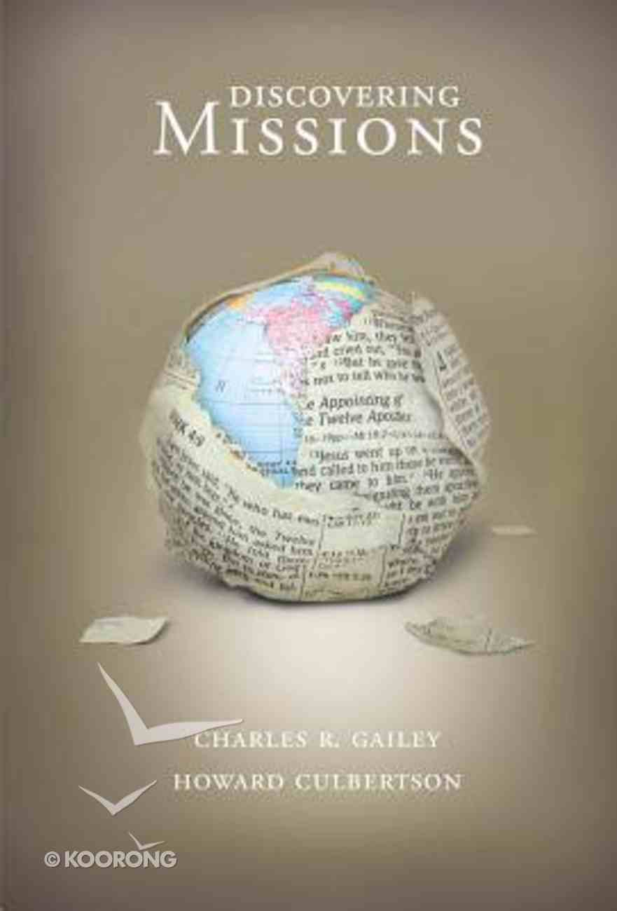 Discovering Missions Paperback