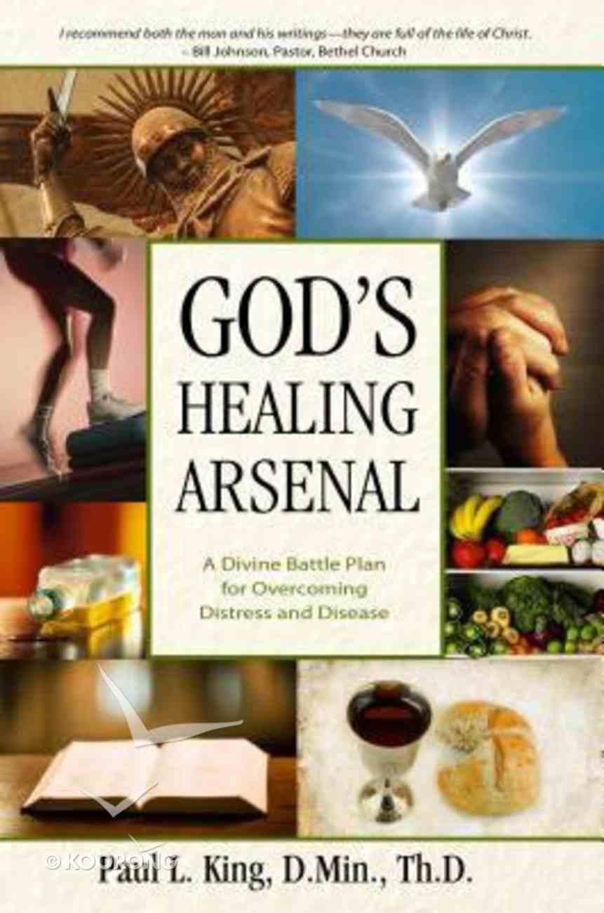 God's Healing Arsenal Paperback