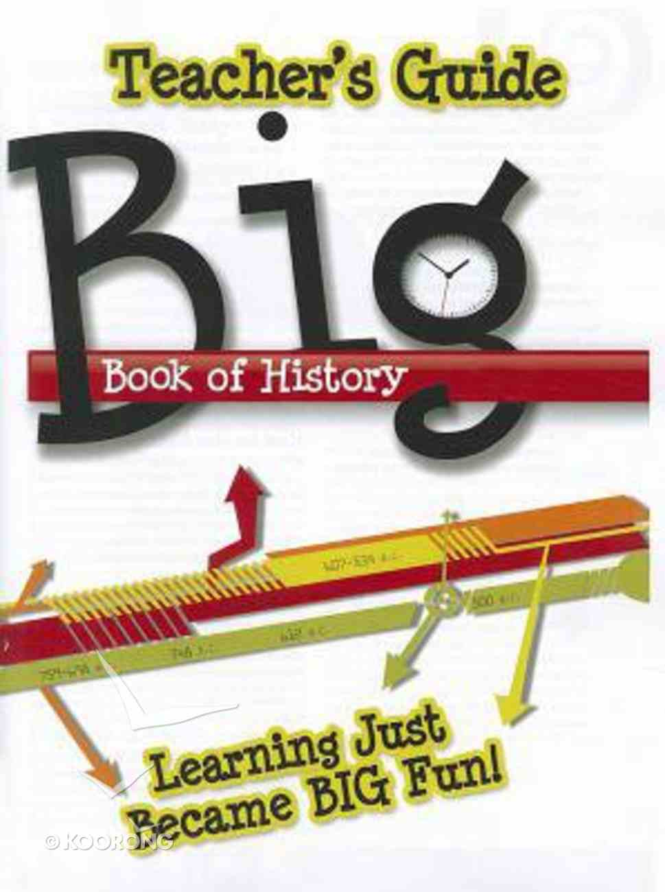 Big Book of History (Study Guide) Paperback