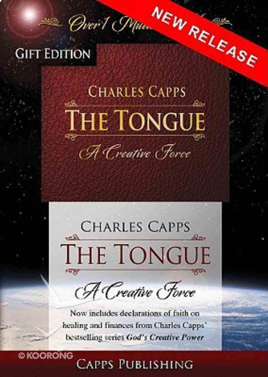 The Tongue: A Creative Force Genuine Leather