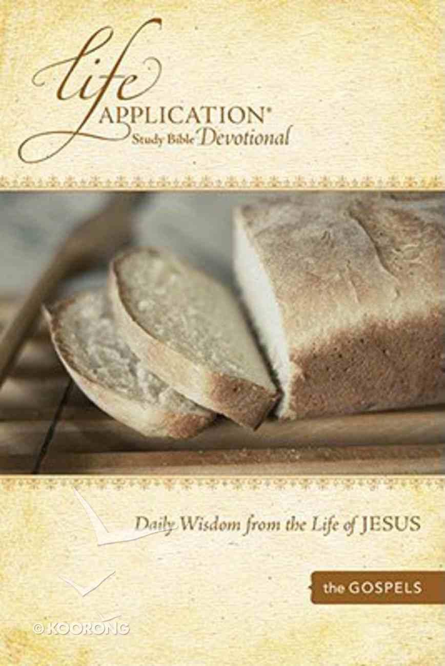 Life Application Study Bible Devotional Paperback