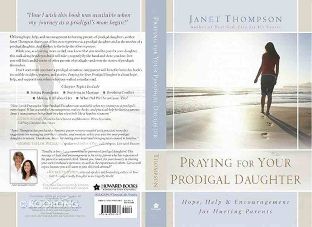 Praying For Your Prodigal Daughter Paperback