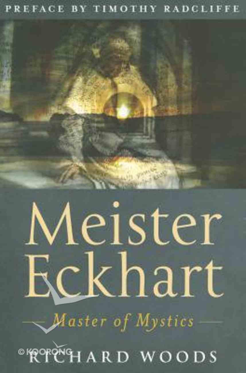 Meister Eckhart Paperback