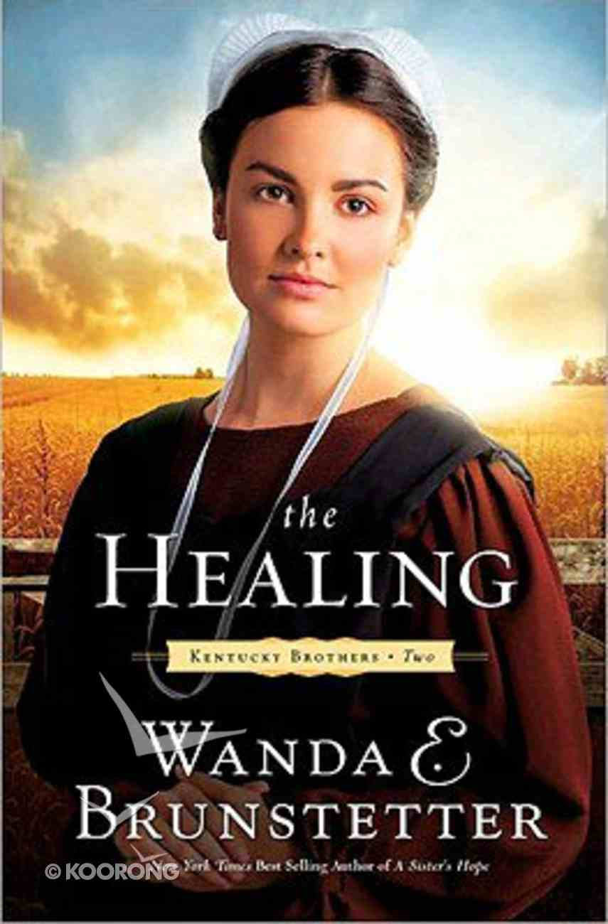 The Healing (Large Print) (#02 in Kentucky Brothers Series) Paperback