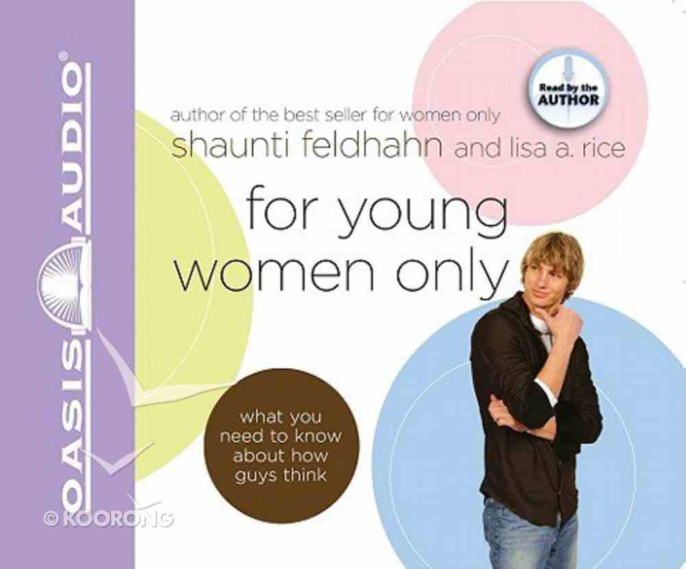 For Young Women Only CD