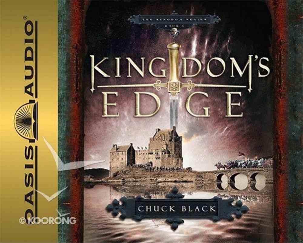 Kingdom #03: Kingdom's Edge (3 CDS) (#03 in The Kingdom Series Audiobook) CD