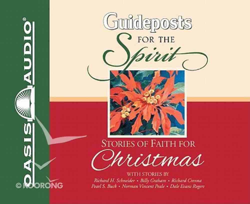 Stories of Faith For Christmas (Unabridged, 4 Cds) CD