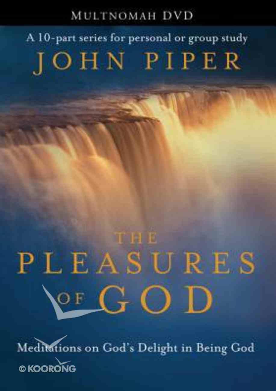 The Pleasures of God (Dvd) DVD
