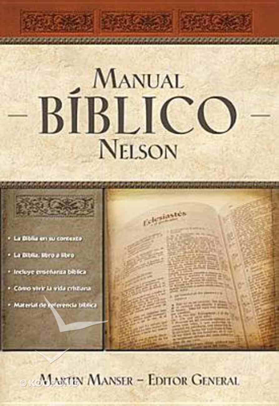 Manual Biblico Nelson (Bible Companion, The) Hardback