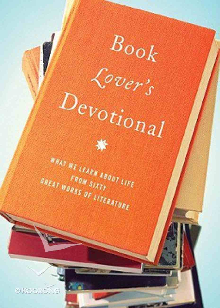 The Book Lovers Devotional Paperback
